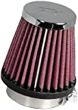 K&N RC-1060 Universal Filter Chrom